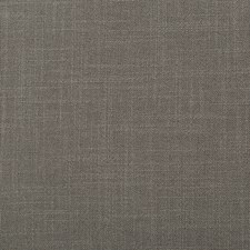 Charcoal/Grey Solid Drapery and Upholstery Fabric by Kravet
