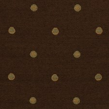 Cocoa Small Scale Woven Drapery and Upholstery Fabric by Fabricut