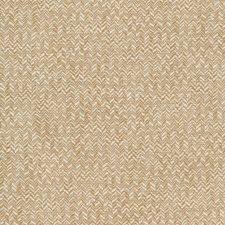 Beige/White Herringbone Drapery and Upholstery Fabric by Kravet