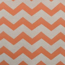 Flame Herringbone Drapery and Upholstery Fabric by Duralee