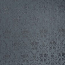 Slate Embroidery Drapery and Upholstery Fabric by Fabricut