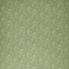Sage Paisley Drapery and Upholstery Fabric by Fabricut