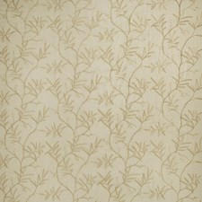 Sand Embroidery Drapery and Upholstery Fabric by Fabricut