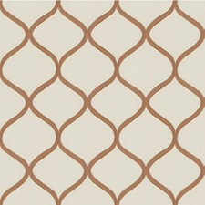 Copper Bargellos Drapery and Upholstery Fabric by Kravet