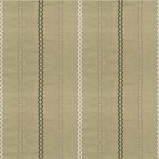 Beige/Grey Metallic Drapery and Upholstery Fabric by Kravet