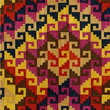 Pinata Ethnic Drapery and Upholstery Fabric by Kravet