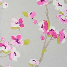 Blossom Floral Large Drapery and Upholstery Fabric by Duralee