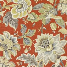 Chilipepper Drapery and Upholstery Fabric by Duralee