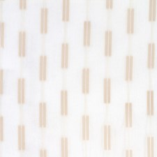 Ivory/Gold/Camel Stripes Drapery and Upholstery Fabric by Kravet