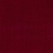 Red Drapery and Upholstery Fabric by Schumacher