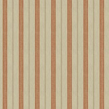Pumpkin Stripes Drapery and Upholstery Fabric by Trend