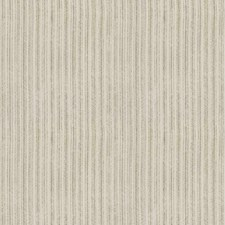 Ecru Stripes Drapery and Upholstery Fabric by Stroheim