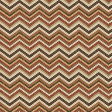 Adobe Chevron Drapery and Upholstery Fabric by Trend