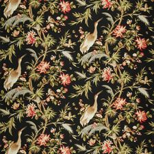 Midnight Animal Drapery and Upholstery Fabric by Fabricut