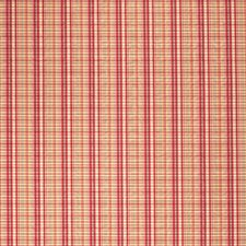 Poppy Check Drapery and Upholstery Fabric by Fabricut