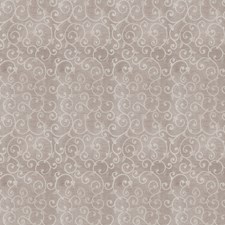 Moonstone Scrollwork Drapery and Upholstery Fabric by Trend