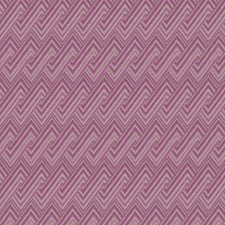 Pink Quartz Flamestitch Drapery and Upholstery Fabric by S. Harris