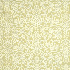 Soft Jade Jacquard Pattern Drapery and Upholstery Fabric by Vervain