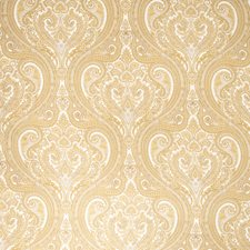 Lemon Animal Drapery and Upholstery Fabric by Vervain
