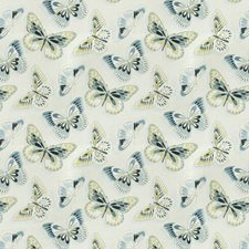 Lagoon Animal Drapery and Upholstery Fabric by Vervain