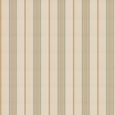Aqua Stripes Drapery and Upholstery Fabric by Trend