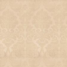 Ivory Damask Drapery and Upholstery Fabric by Fabricut