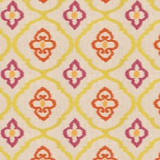 Summer Embroidery Drapery and Upholstery Fabric by Fabricut