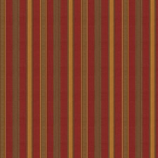 Red Jacquard Pattern Drapery and Upholstery Fabric by Trend