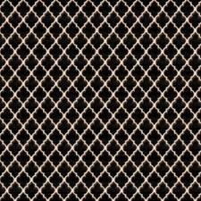 Ebony Jacquard Pattern Drapery and Upholstery Fabric by Fabricut