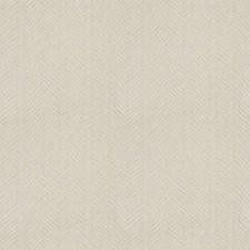 Linen Herringbone Drapery and Upholstery Fabric by Stroheim