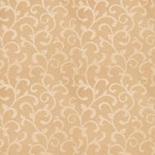 Cream Jacquard Pattern Drapery and Upholstery Fabric by Trend