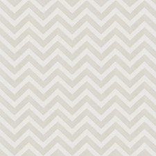 White Chevron Drapery and Upholstery Fabric by Fabricut