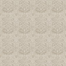 Charcoal Floral Drapery and Upholstery Fabric by Vervain