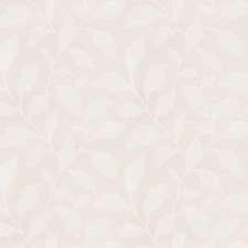 Snow Leaves Drapery and Upholstery Fabric by Trend