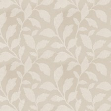 Limestone Leaves Drapery and Upholstery Fabric by Trend
