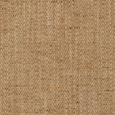 Pecan Herringbone Drapery and Upholstery Fabric by Fabricut