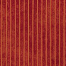 Strawberry Stripes Drapery and Upholstery Fabric by Fabricut