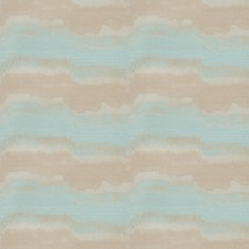 Sea Candy Stripes Drapery and Upholstery Fabric by S. Harris