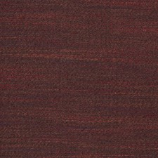 Claret Solid Drapery and Upholstery Fabric by Stroheim