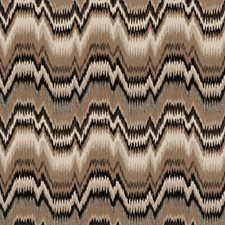 Shadow Flamestitch Drapery and Upholstery Fabric by Fabricut