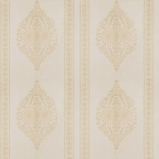 Linen Damask Drapery and Upholstery Fabric by Vervain