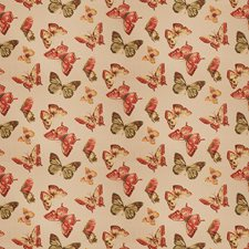 Persimmon Novelty Drapery and Upholstery Fabric by Fabricut