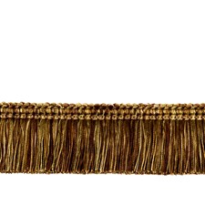 6006104 0267L Brush Fringe S0133 Curry by Stroheim