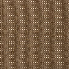 Mocha Drapery and Upholstery Fabric by Schumacher