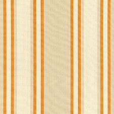 Beige/Pumpkin Drapery and Upholstery Fabric by Schumacher