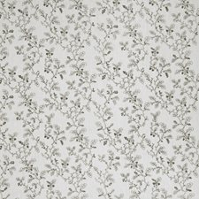 Cinder Embroidery Drapery and Upholstery Fabric by Stroheim