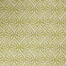 Grass Leaves Drapery and Upholstery Fabric by Stroheim
