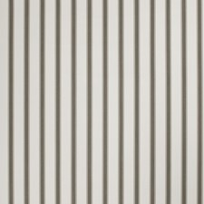 Liquorice Stripes Drapery and Upholstery Fabric by Stroheim