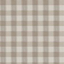 Linen Jacquard Pattern Drapery and Upholstery Fabric by Fabricut