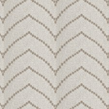 Champagne Flamestitch Drapery and Upholstery Fabric by Fabricut